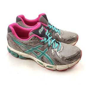 Asics Gel Exalt Women's Running Shoes T379N Gray